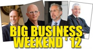 Big Business Weekend 2012 Moscow